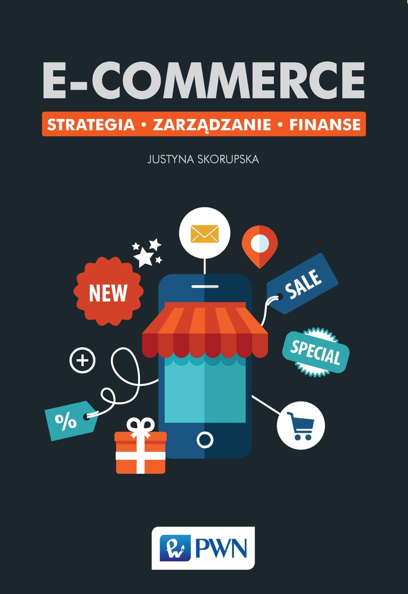 E-commerce. Strategia. Justyna Skorupska