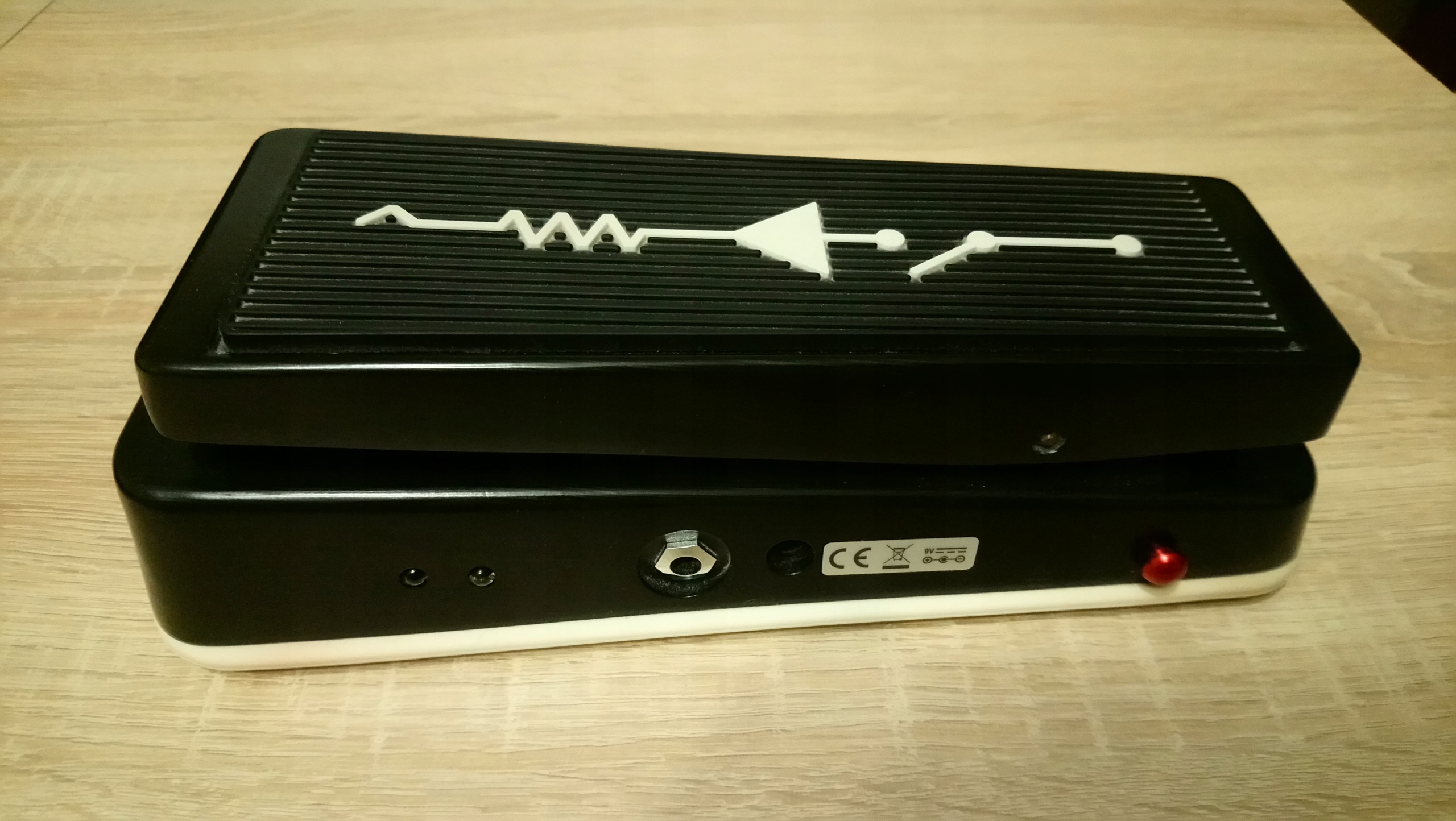 MC-404 Custom Audio Electronics Wah