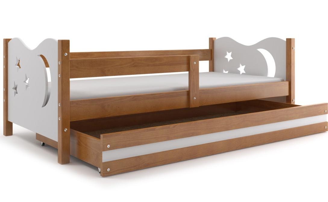 łóżko Dla Dzieci Mikołaj Dziecięce 160x80 Materac