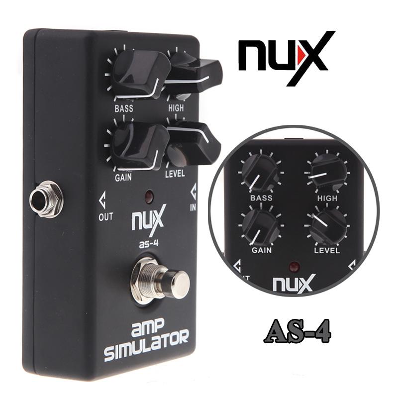 NUX AMP SIMULATOR Symulator Wzmcniacza Boost
