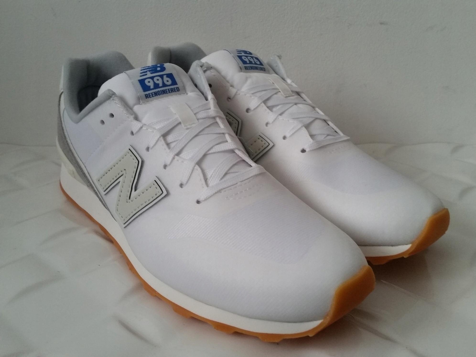 Damskie buty sneakers New Balance WR996WA