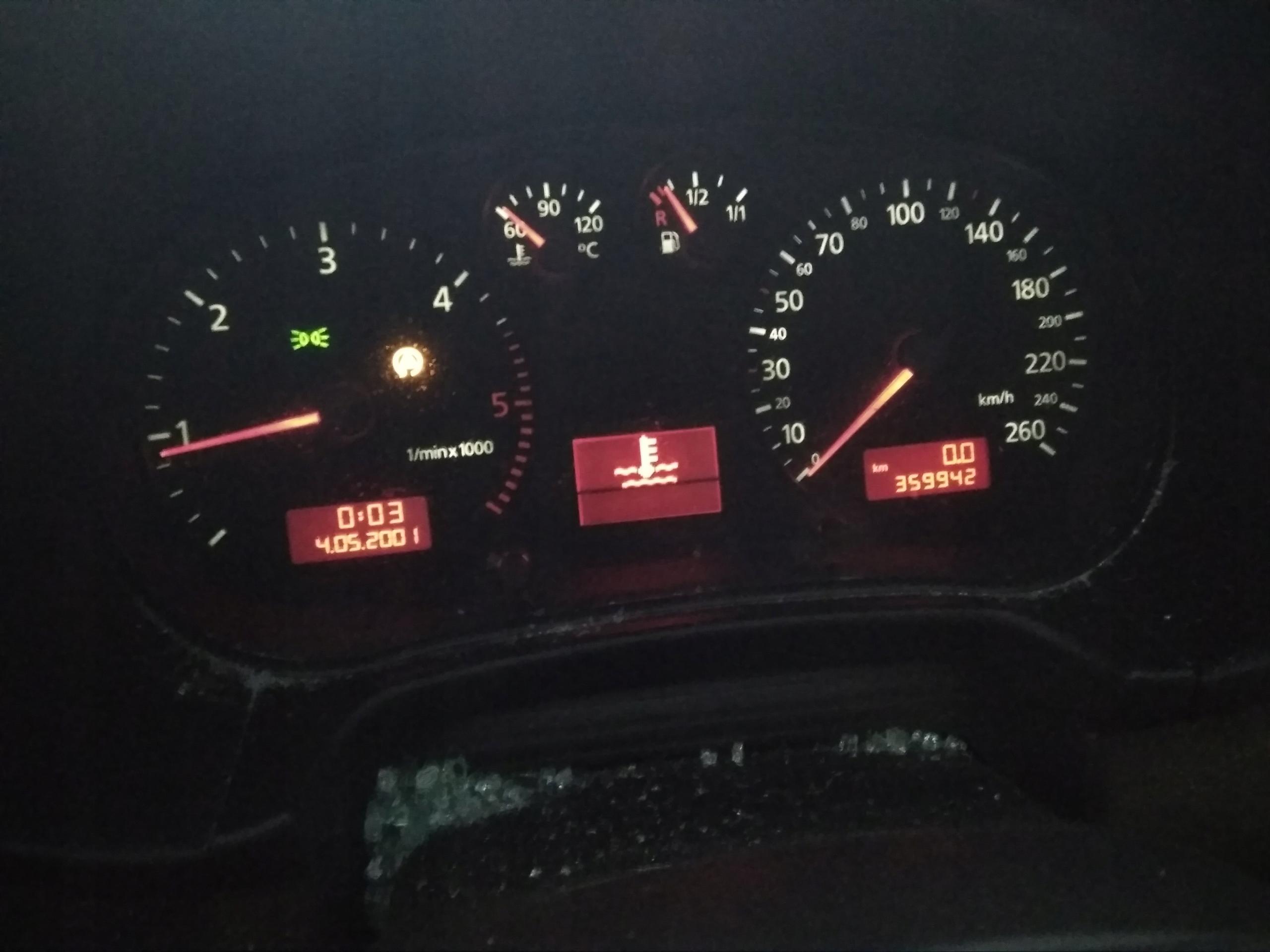 Licznik Zegar Audi A3 8l Lift Eu 19tdi 8l0920900e 7639025615