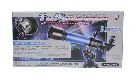 Zarejestruj się i wygraj teleskop