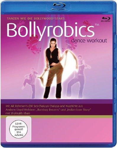 Bollyrobics [Blu-ray] Ćwiczenia i taniec Bollywood
