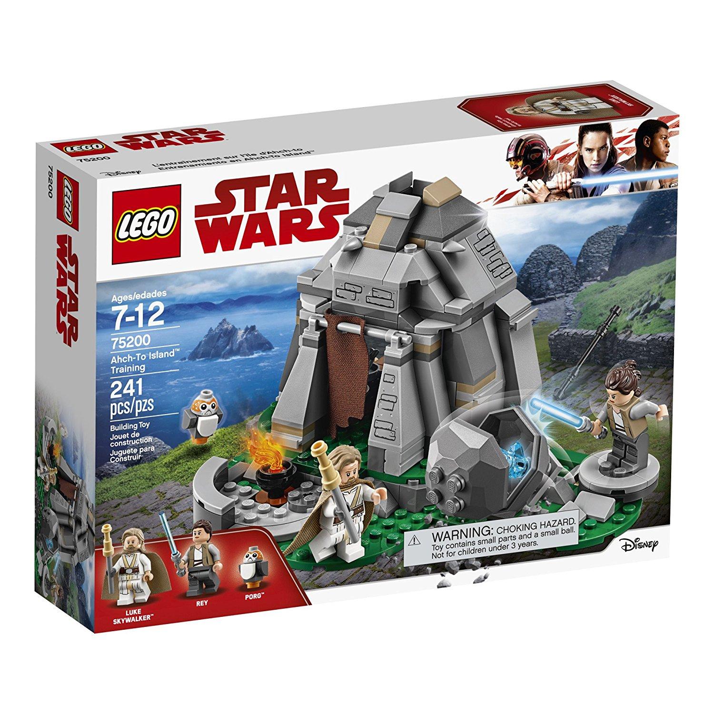 Lego Star Wars 75200 Szkolenie Na Wyspie Ahch To 7131796167