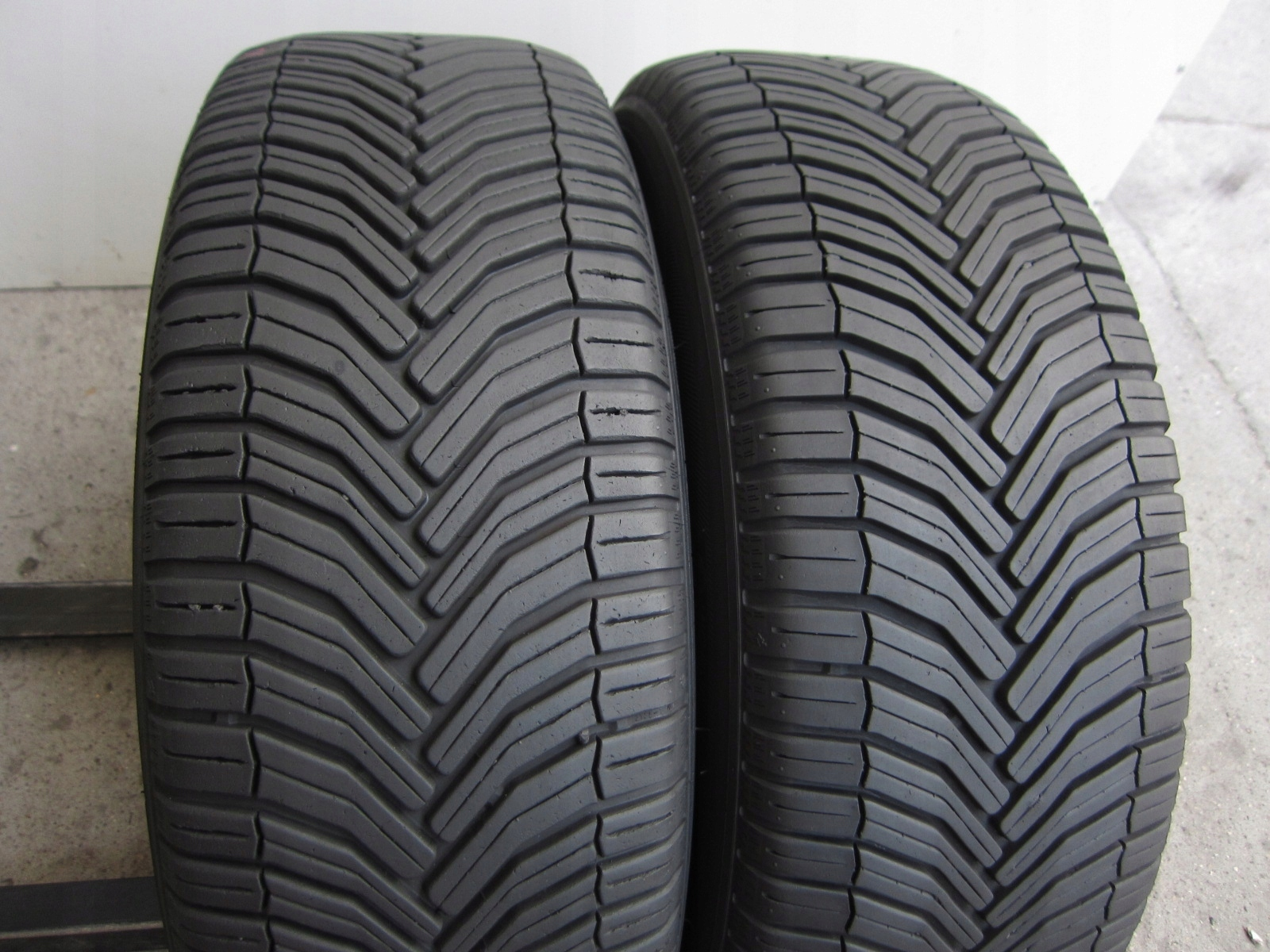 2x Michelin Cross Climate 20550r17 6mm 7561928296 Oficjalne