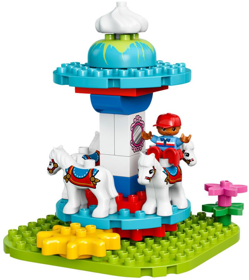 Klocki Lego Duplo Wesołe Miasteczko 10841 7083206639 Oficjalne