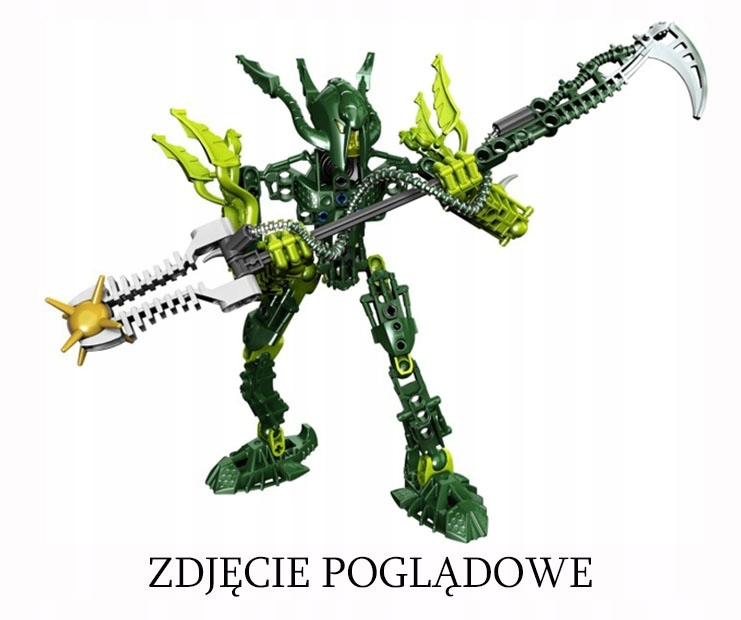 Lego Bionicle Glatorian Legends Vastus 8986 7478751169 Oficjalne