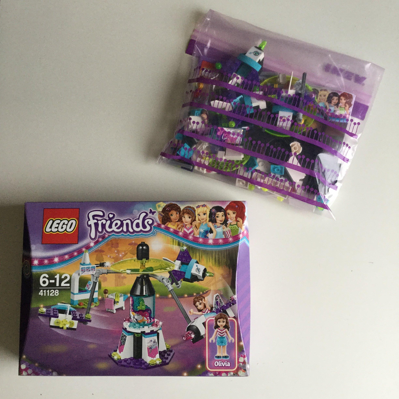 Lego Friends Karuzela Park Rozrywki Space 41128 7078873045