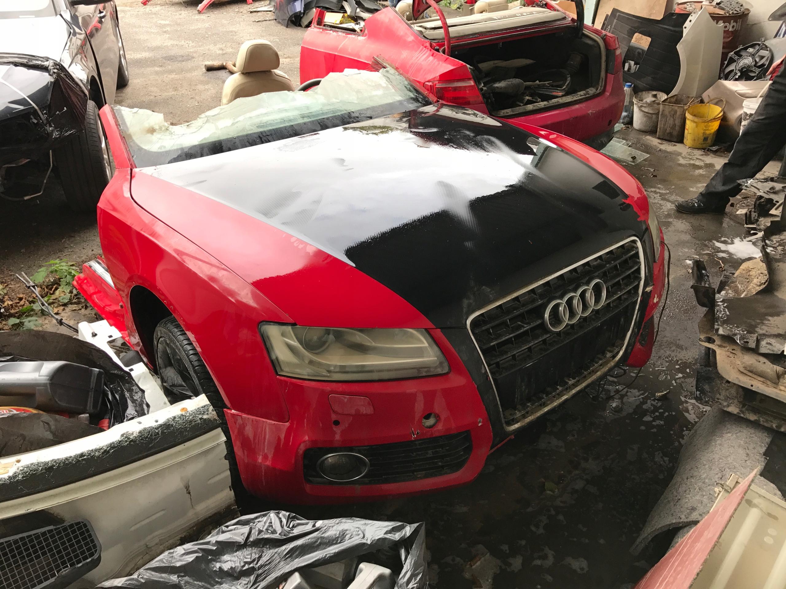 Części Audi A5 8t 2007 2012 7593802028 Oficjalne Archiwum Allegro