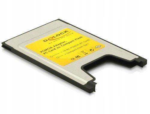 CC397 DeLock Czytnik kart PCMCIA do Compact Flash