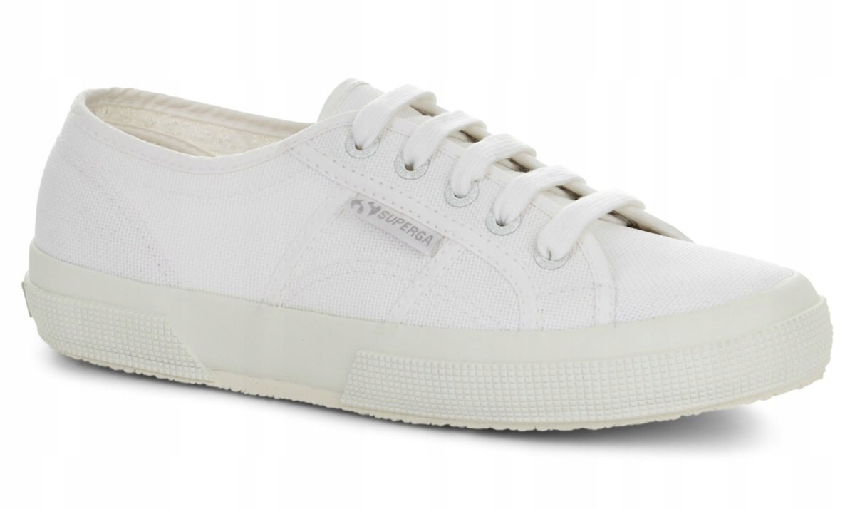 fd04bdd6fb1db Buty SUPERGA 2750 cotu classic total white R.36 - 7625605513 ...