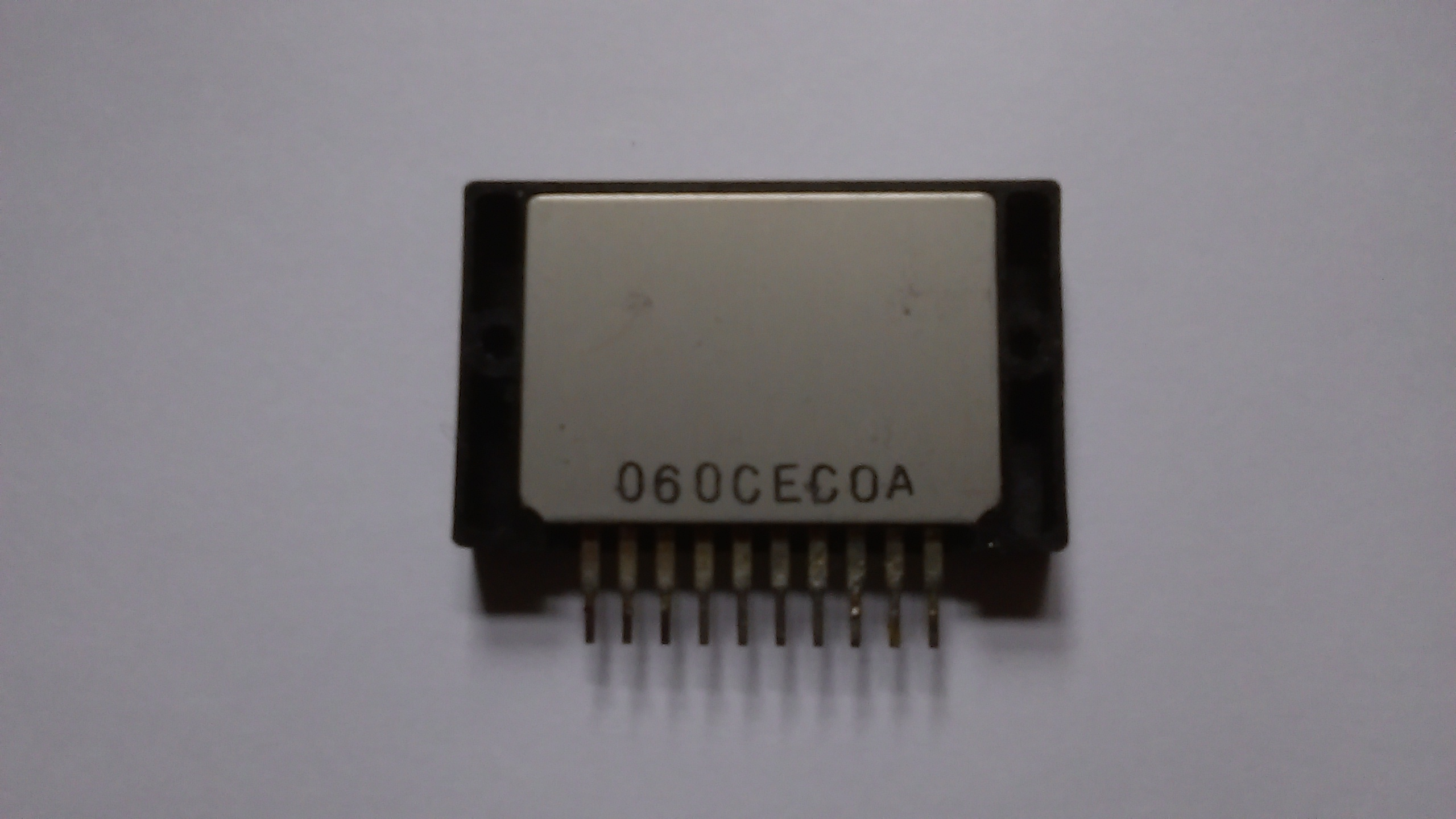 Stk 0060 Stk0060 Modu Darlington Power Pack 7408685741 Audio Amplifier Circuit Using