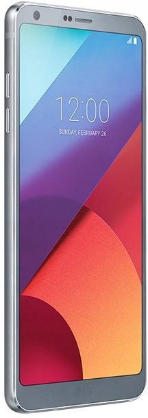 Smartphone LG G6 Platinum polska dystrybucja