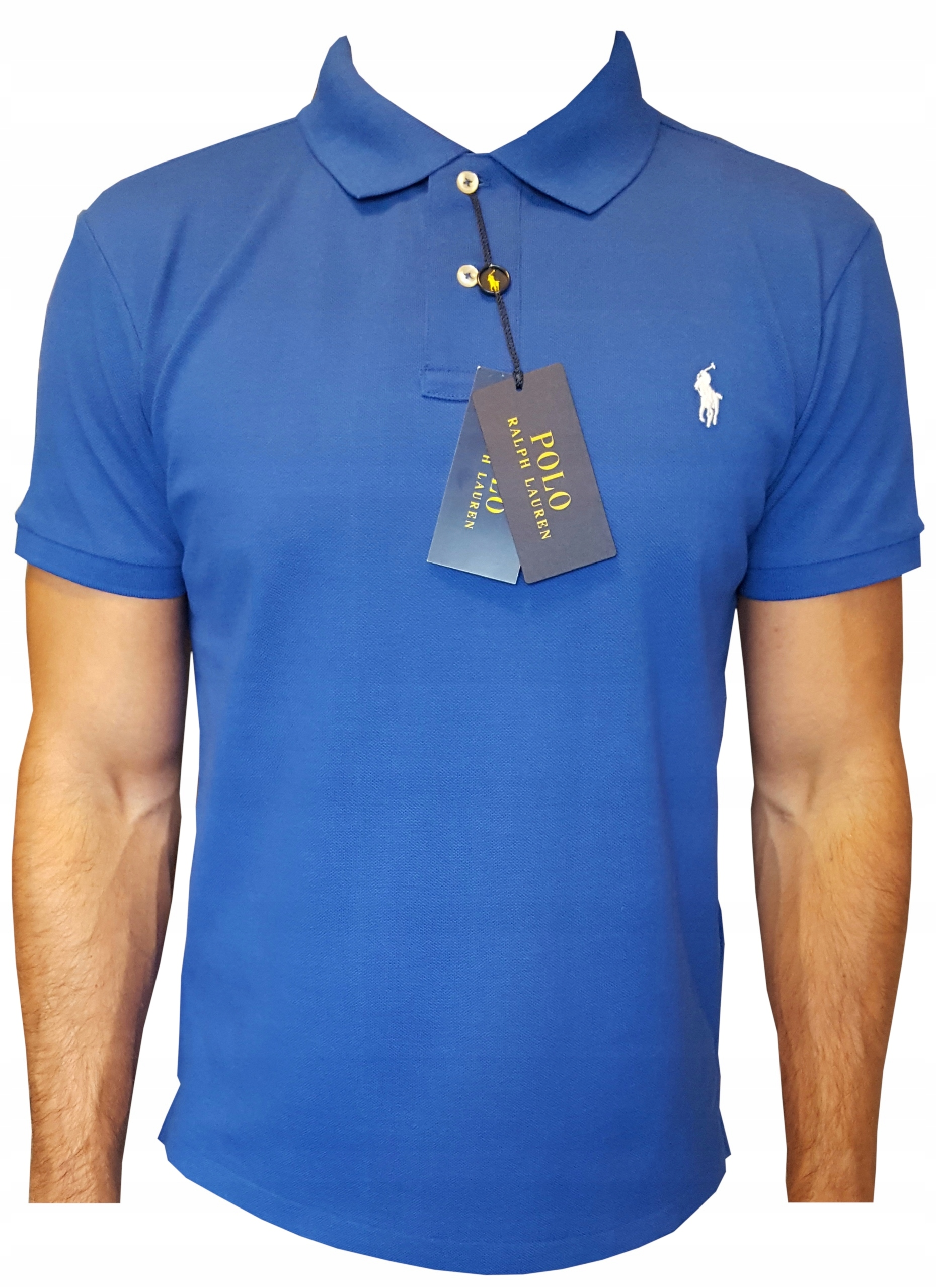 Lauren Koszulka Promocja Niebieska Ralph 7471835430 Polo Xl n0wk8PXO