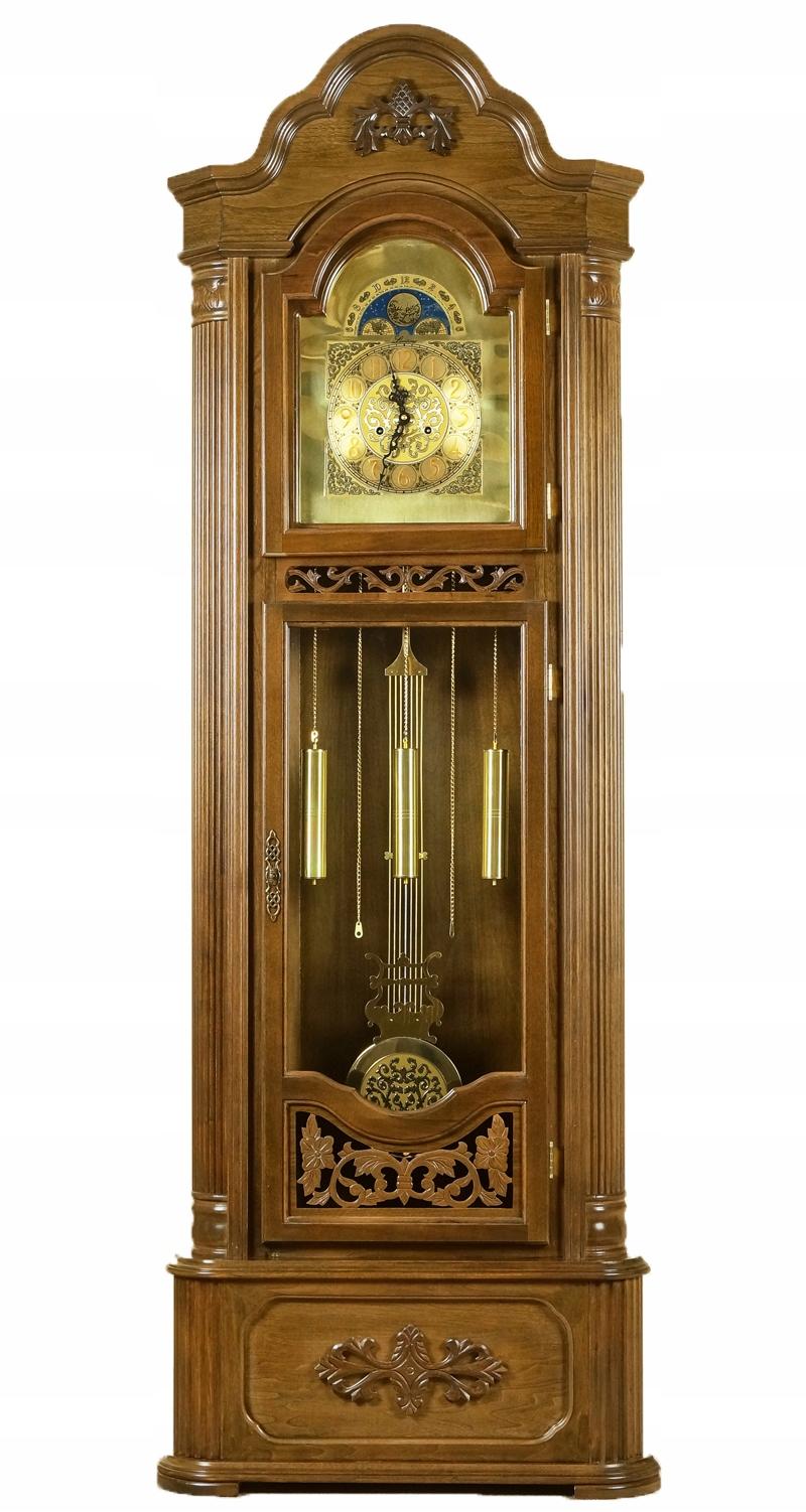 Nowy Narożny Zegar Stojący Stary Dąb 81020 7449819202