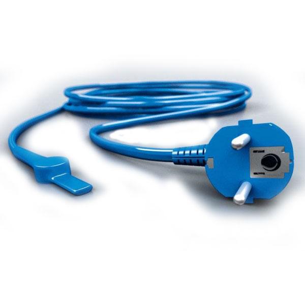 Kable grzewcze do rur z termostatem - 50W - 5m - 9