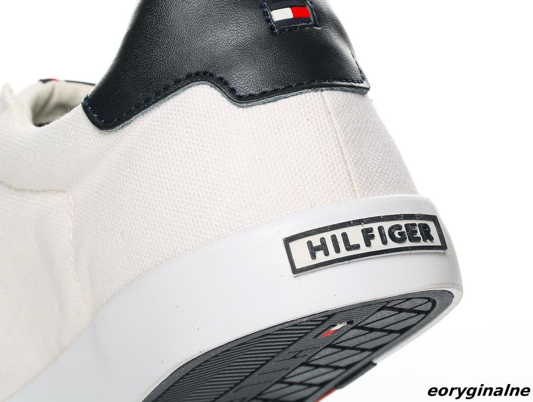 62379b38d76de Trampki męskie Tommy Hilfiger 100 Volley NEW - 6754819187 ...