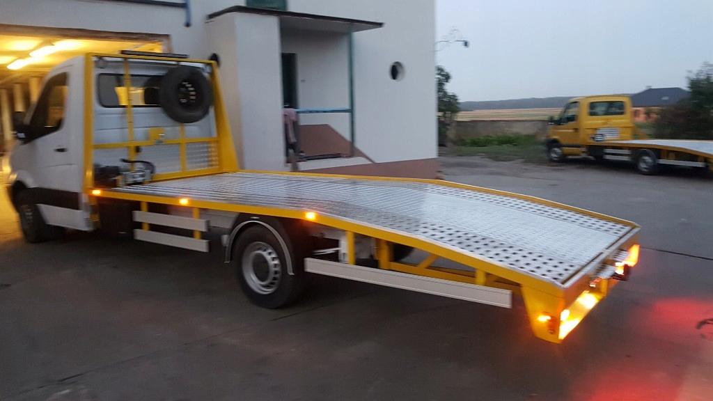 Autolaweta Zabudowa Najazd Fiat Ebmar 7606138342 Oficjalne