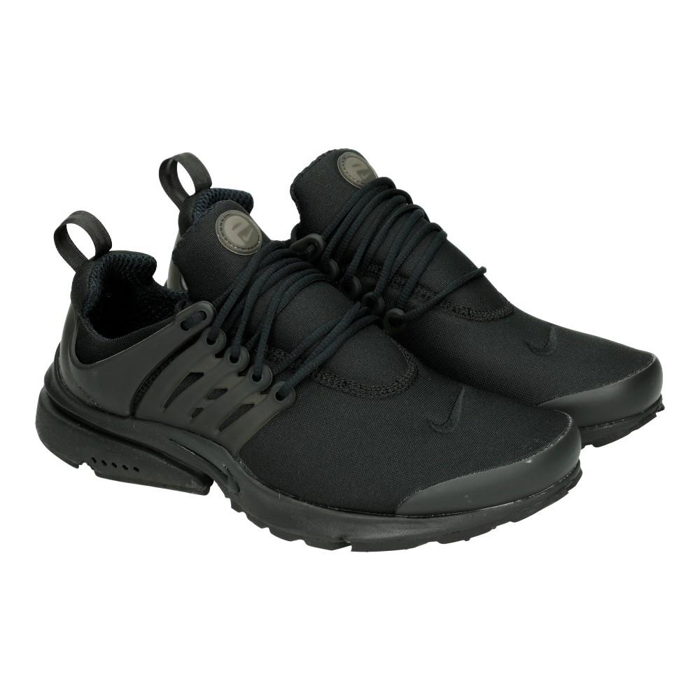 Buty Nike Air Presto Czarne 848187 011
