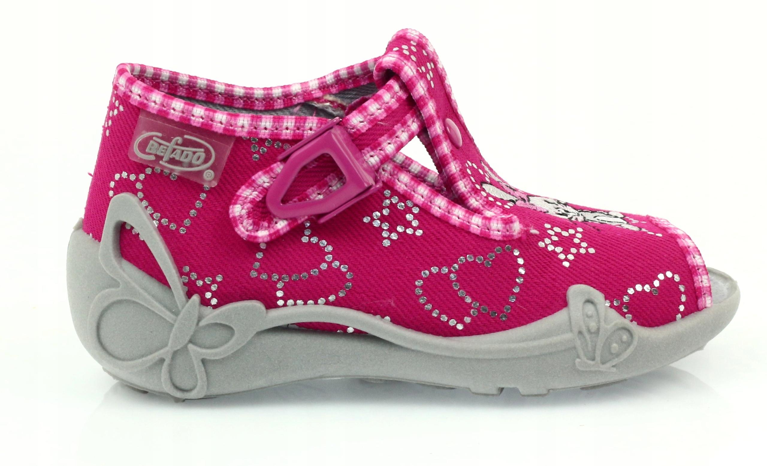 511d9008 Befado obuwie dziecięce kapcie 213p105 r.25 - 7677345838 - oficjalne ...