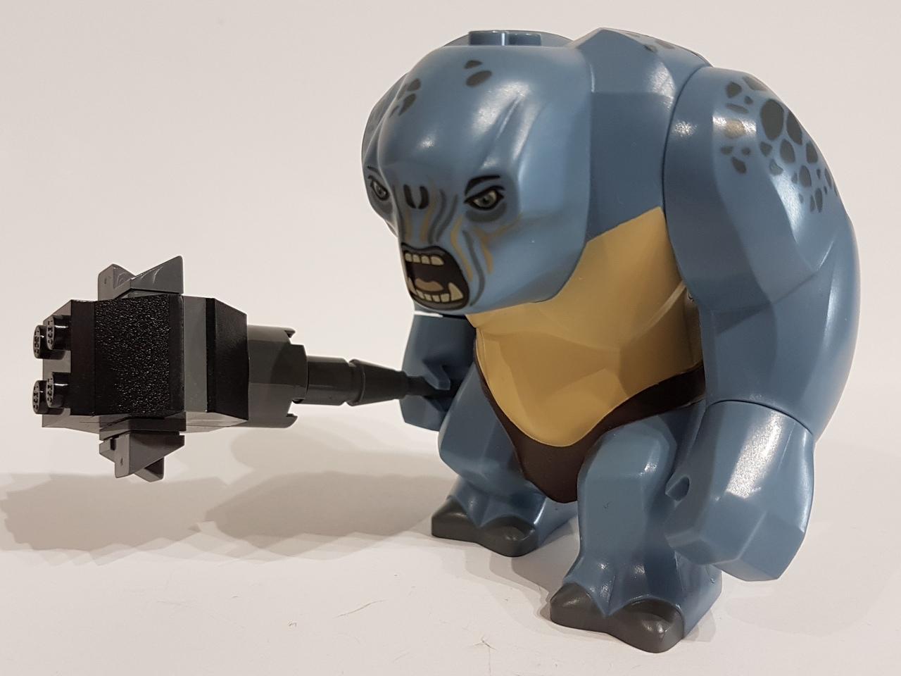 Troll Jaskiniowy Z Lego Władca Pierścieni 9473 Kop 7430956139