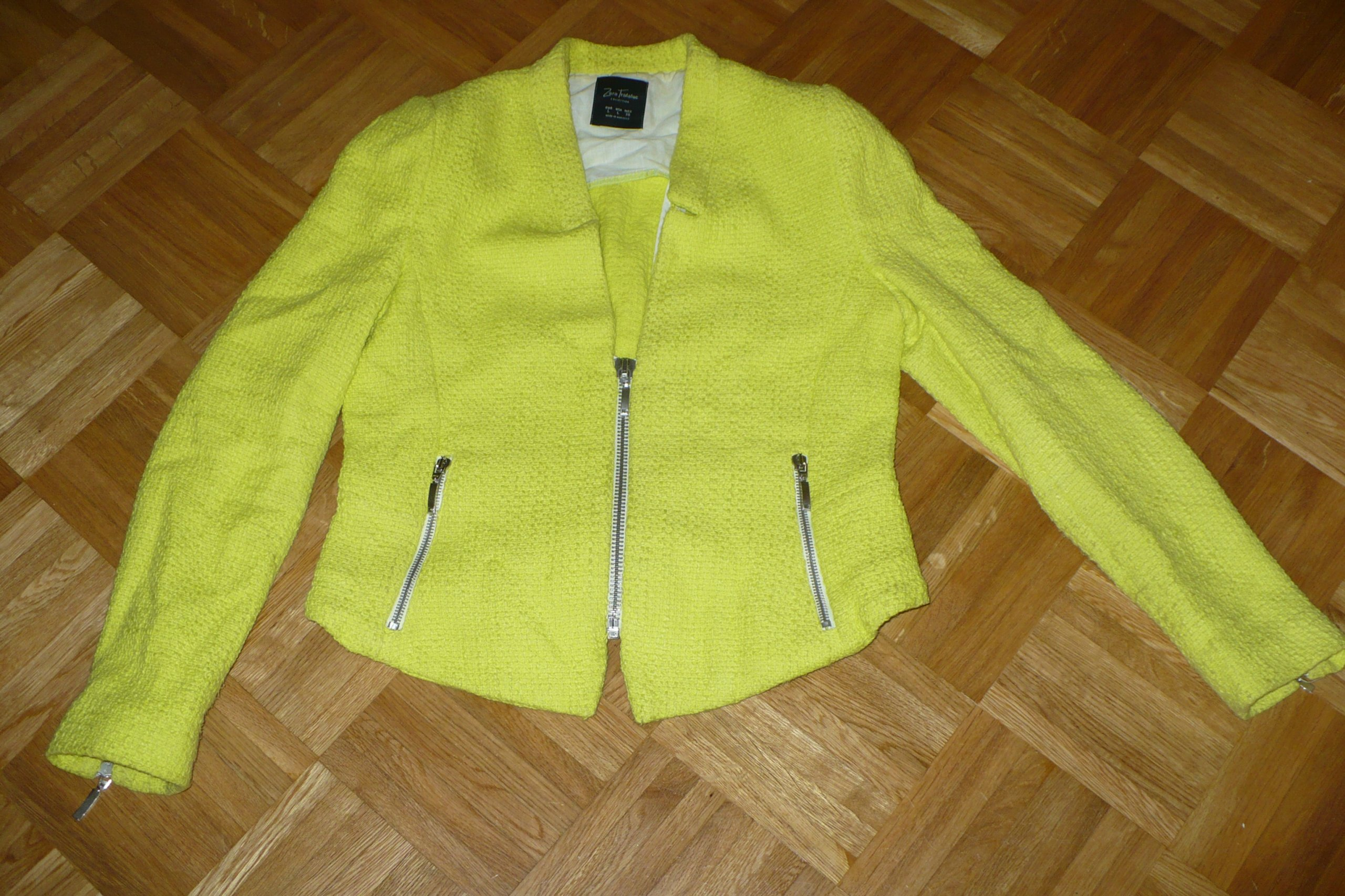 c871b9cbd7 Marynarka Zara