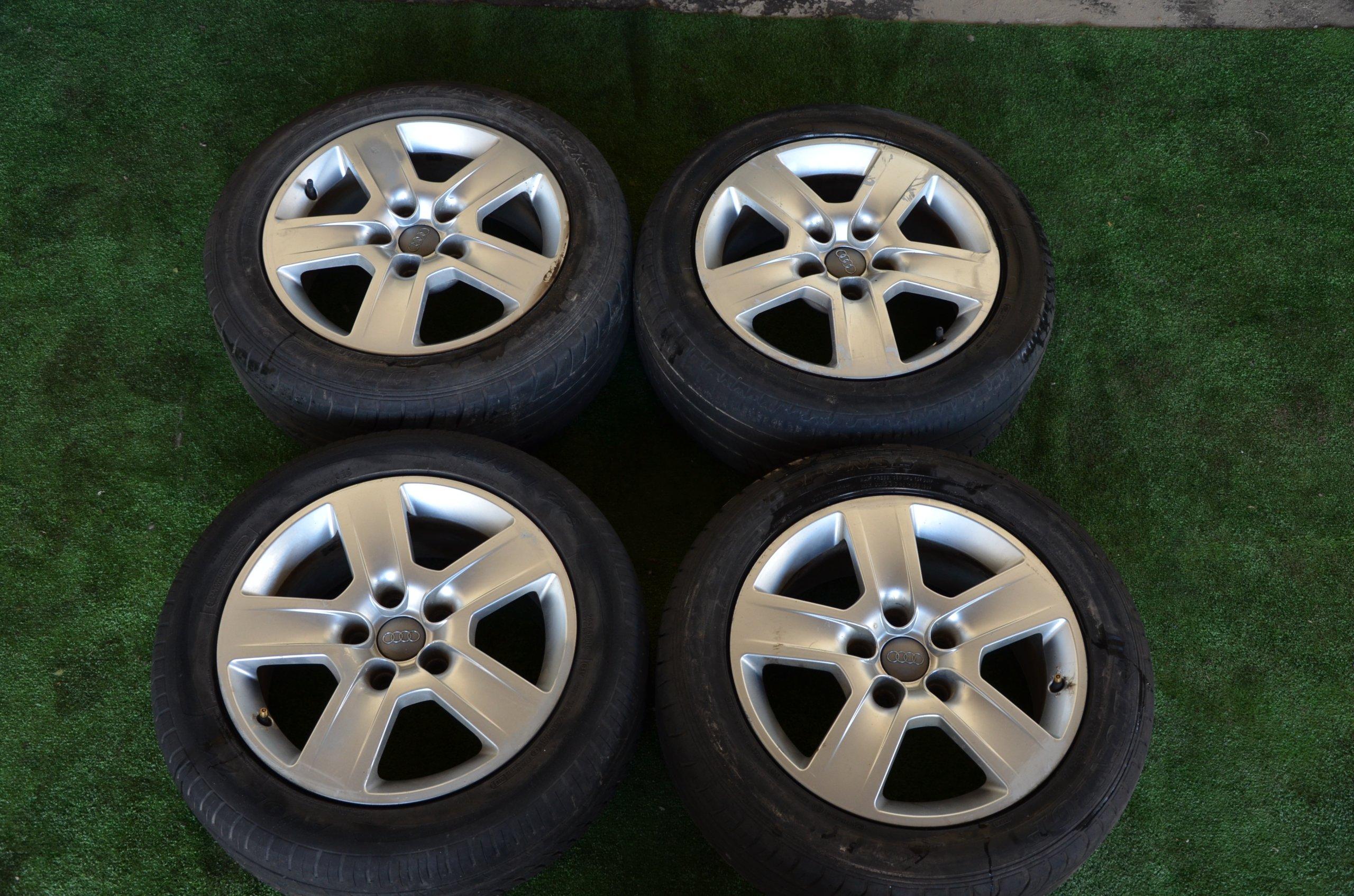 Audi A4 B5 A6 C5 Felgi Aluminiowe 16 7202449620 Oficjalne