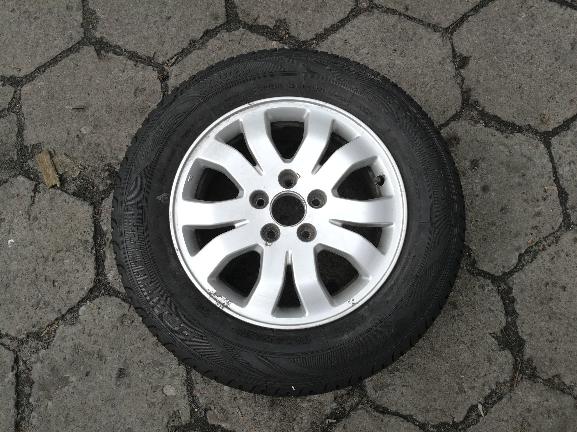 Honda Cr V Ii Koło Felga 5x1143 16 1szt 7354187055 Oficjalne