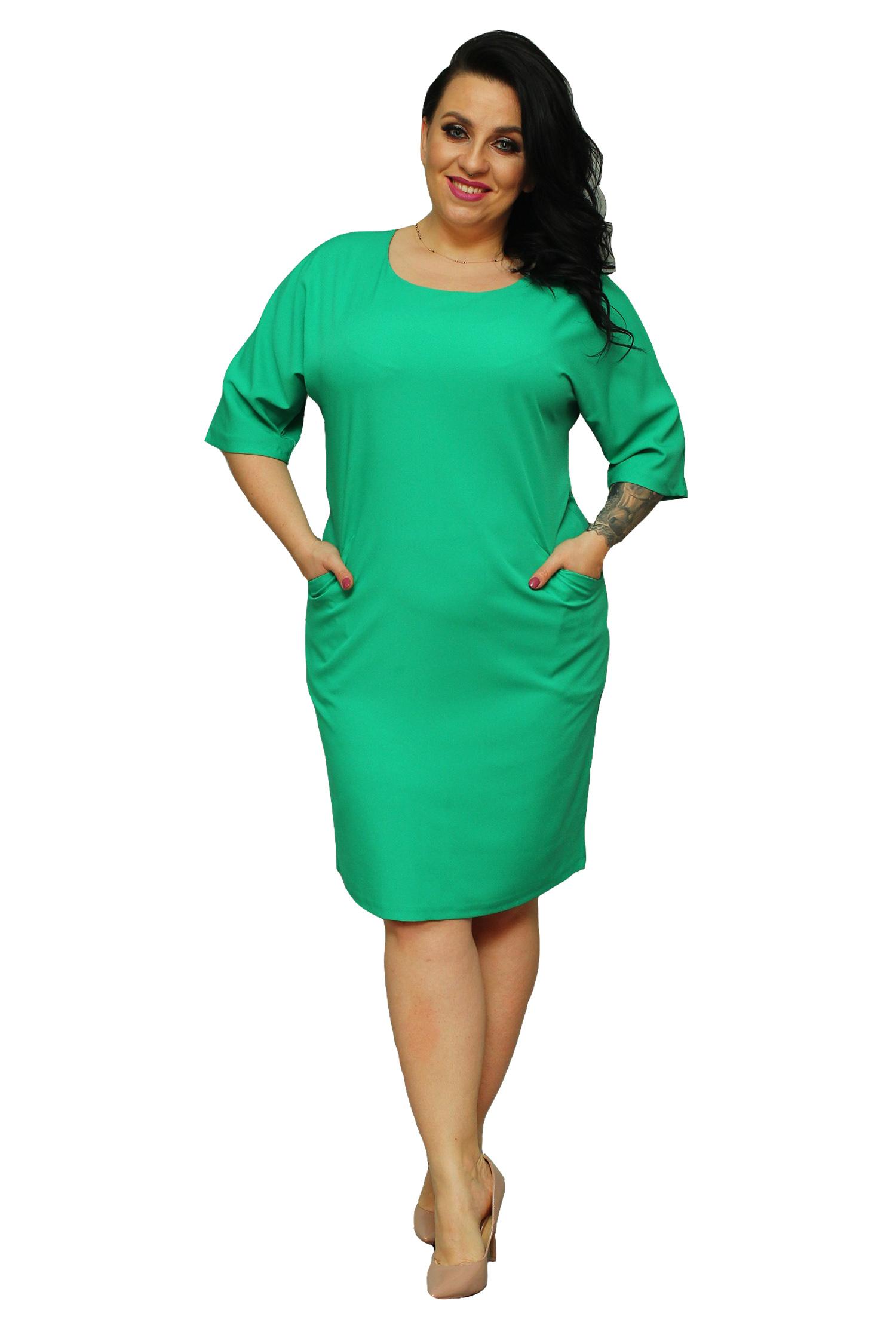 f72e7a53ce Sukienka GABI elegancka kimono zielona 42 - 7253078104 - oficjalne ...