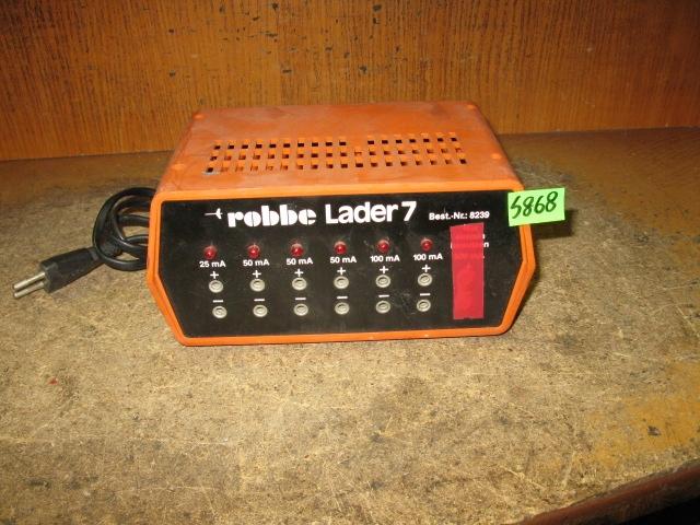 ŁADOWARKA AKU ROBBE LADER 7 - NR S868