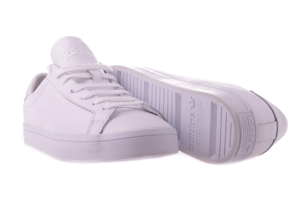 the latest 7bea5 b4ada Buty Adidas CourtVintage (S76210) rozmiar 45 13