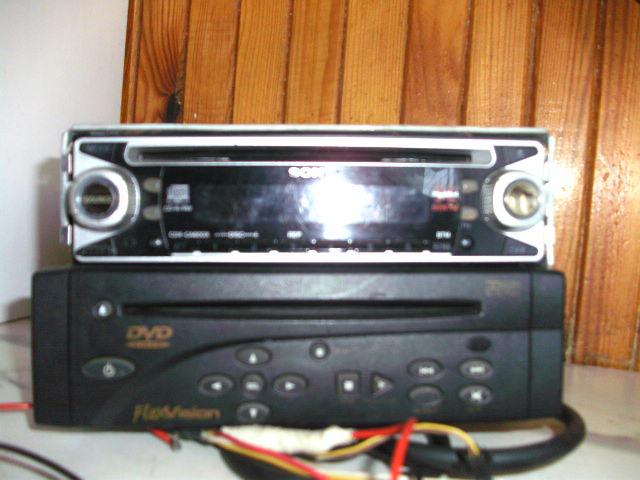 DVD I SONY CDX-CA600X DVD 4000- zaslepka fso FIAT