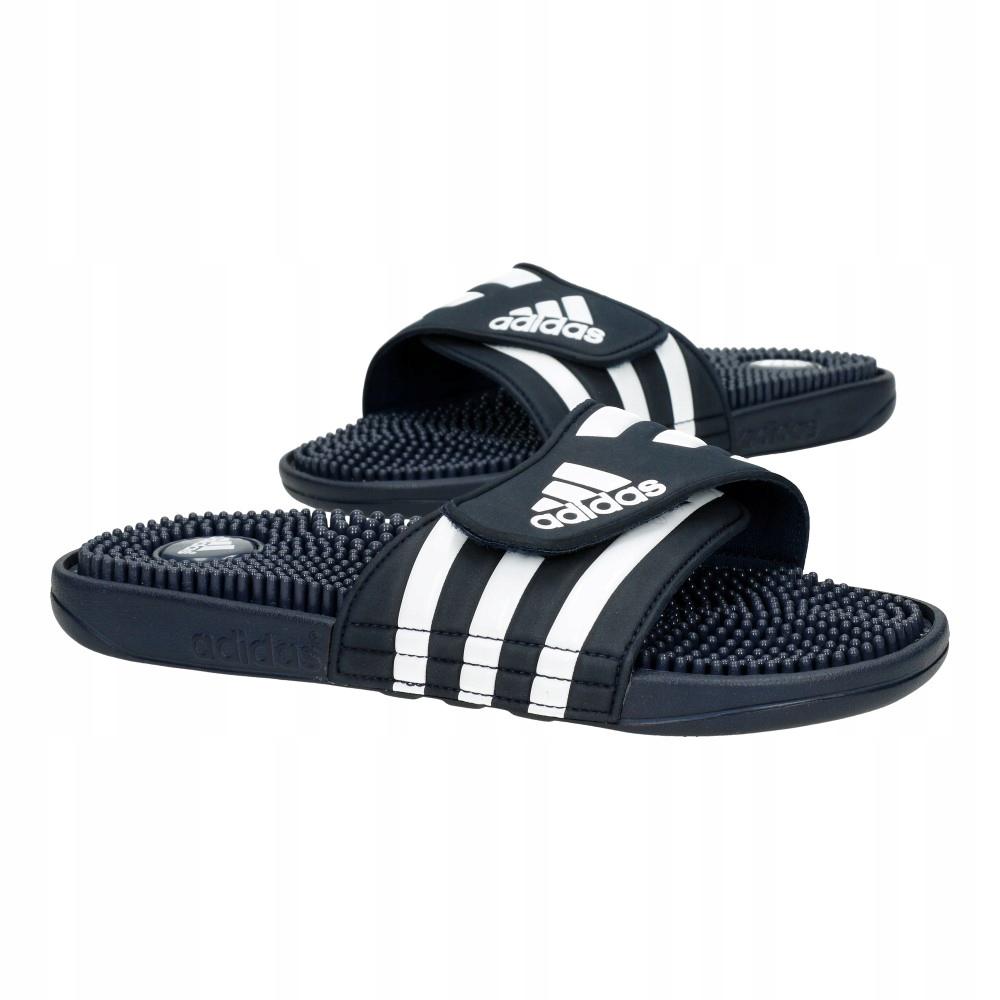 sprzedaż gorące wyprzedaże niesamowite ceny Klapki Męskie adidas Adissage 078261 r.44 2/3 - 7331139828 ...