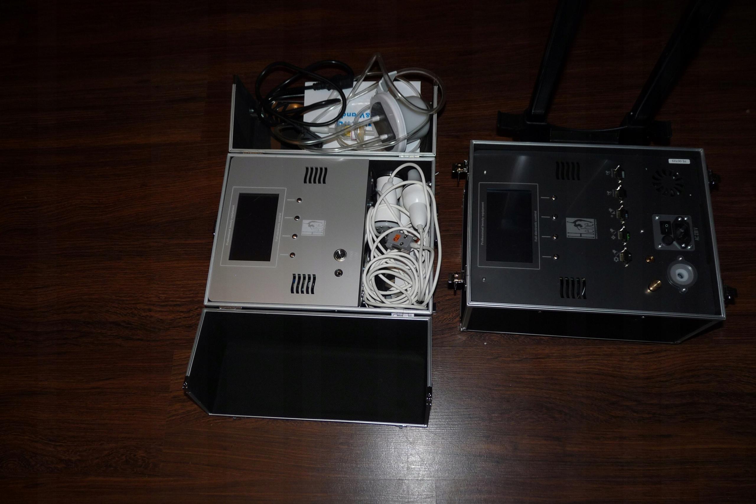 Poważne Mobilny kombajn kosmetyczny HEBE 11w1 i epilator - 7469523234 HS69