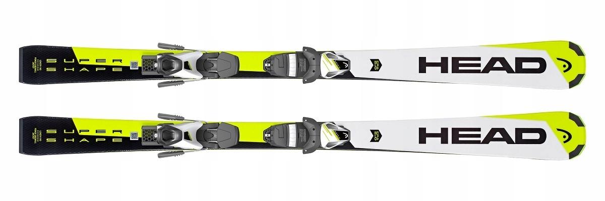Narty zjazdowe Head Supershape SLR II 150 SLR 7.5