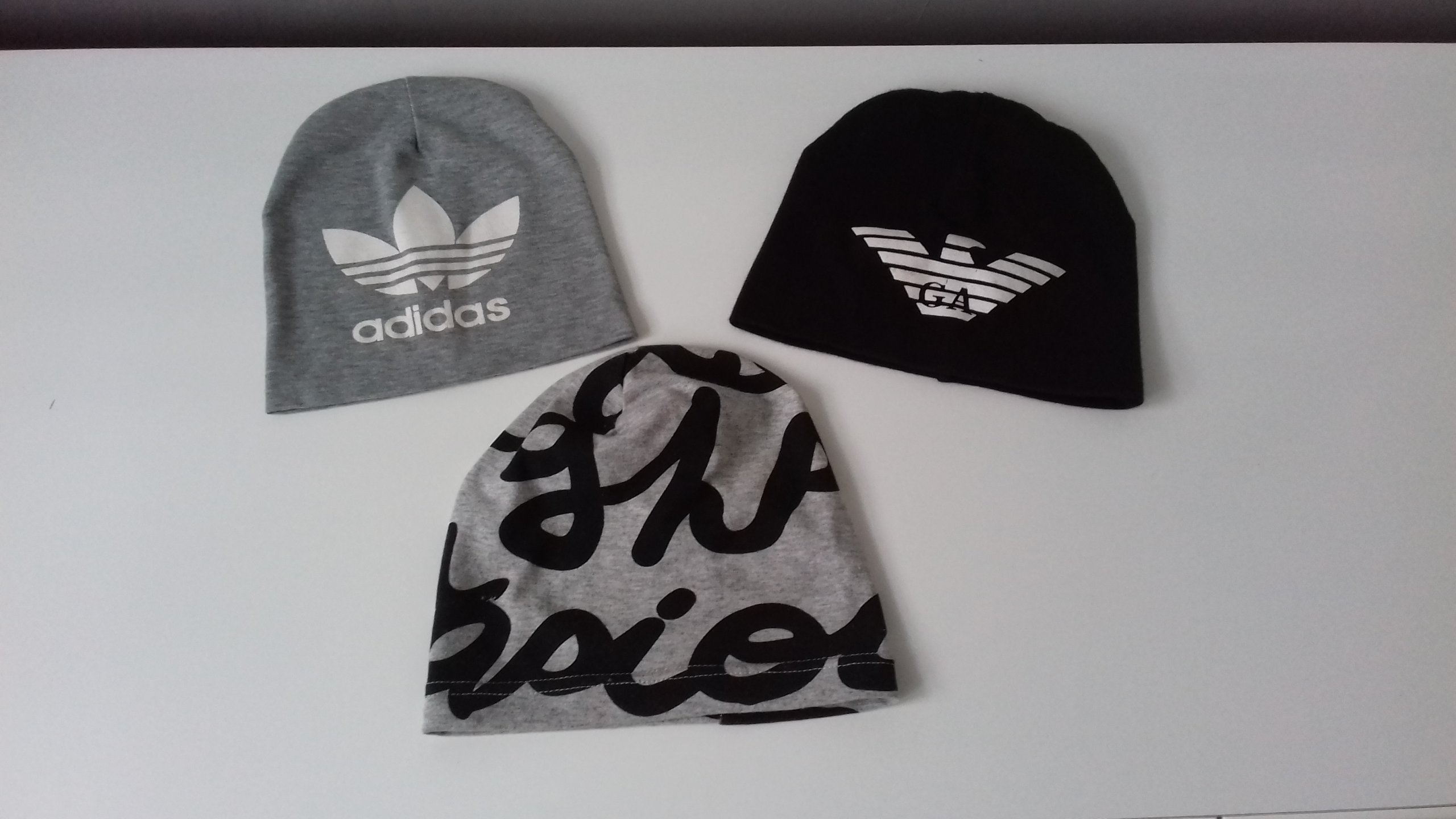 zaoszczędź do 80% kody promocyjne Najlepsze miejsce Czapeczka wiosenna Adidas Armani czapka chłopiec ...