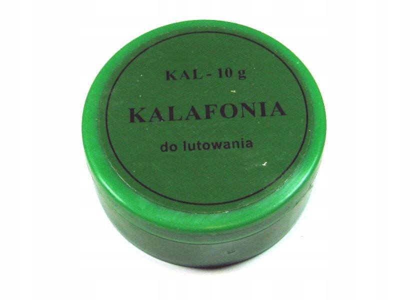 Kalafonia 10g podełko plastikowe