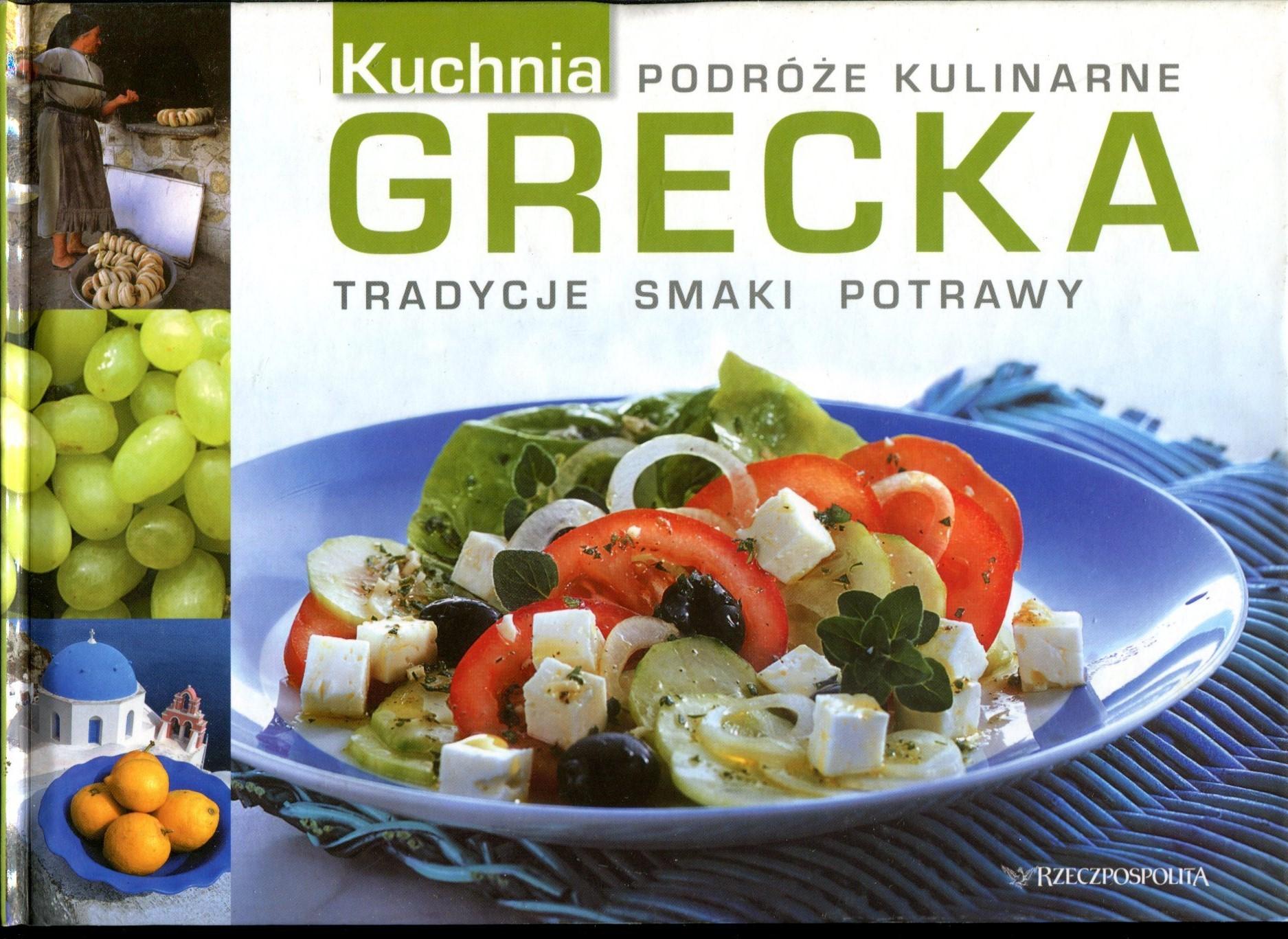 Kuchnia Grecka Tradycje Smaki Potrawy 7236736290 Oficjalne