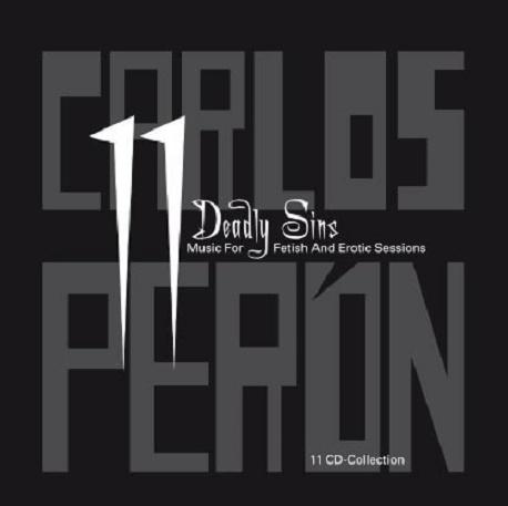 11CD CARLOS PERON 11 DEADLY SINS MUSIC FOR FETISH