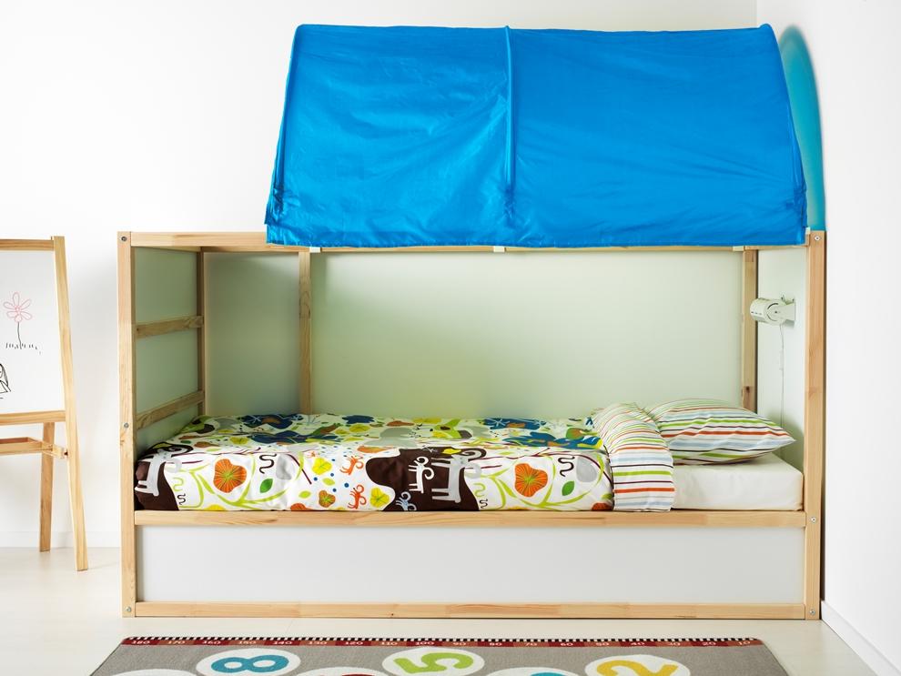 łóżko Dziecięce Ikea Kura Nowy Materac Gratisy
