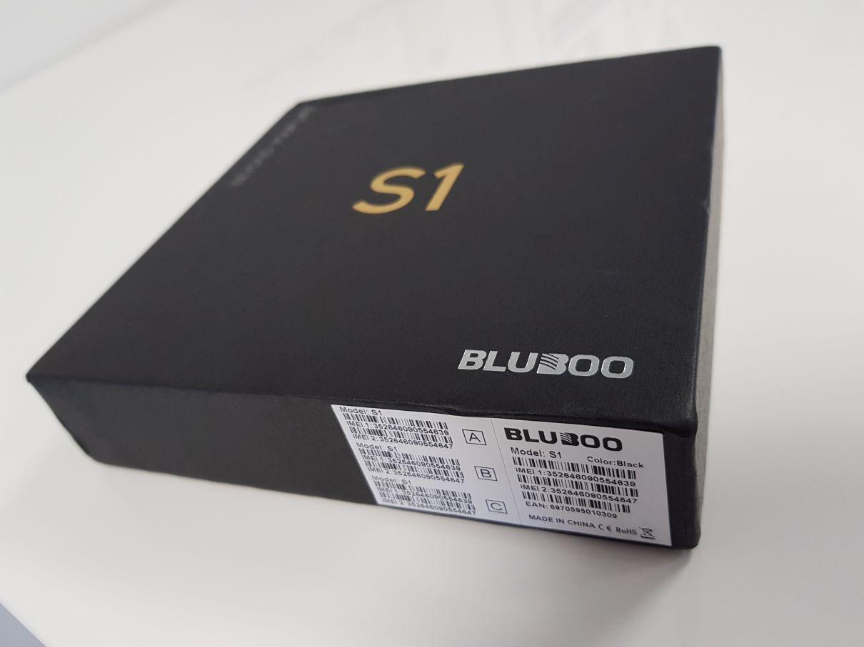 Bluboo s1 black sklep warszawa 750zł