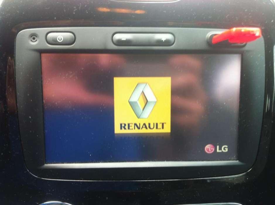 MediaNAV EVOLUTION Renault Dacia mapa 2018/19