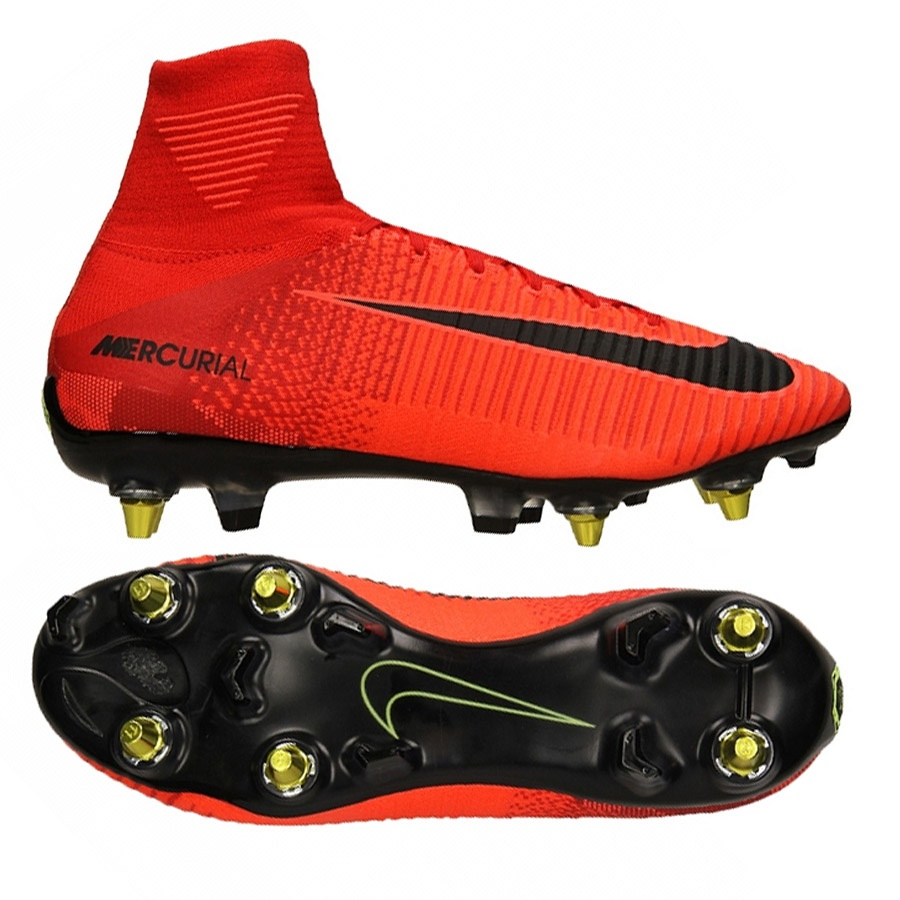 finest selection aec5a ffeca Wkręty NIKE Mercurial SUPERFLY V SG AC Fire - 44,5