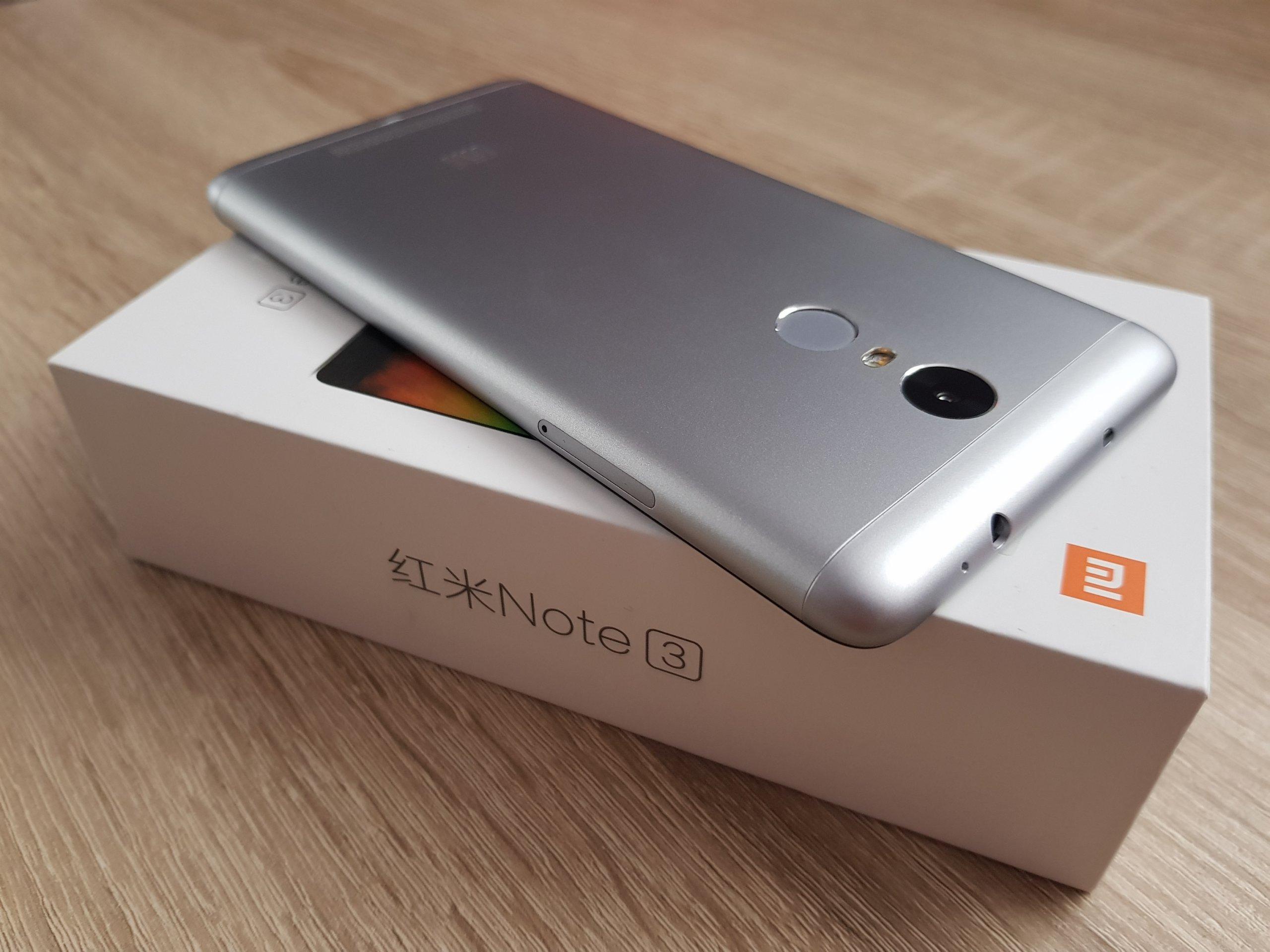 Xiaomi Redmi Note 3 Snapdragon 650 stan BDB