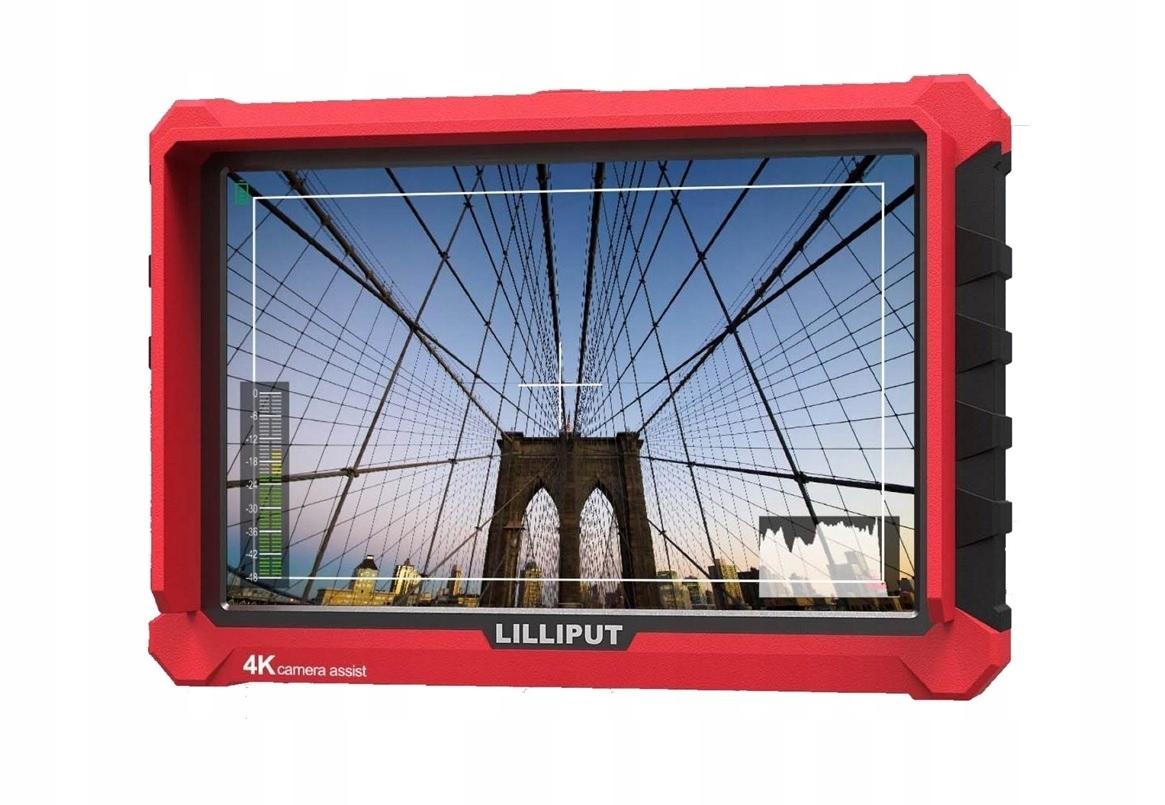 Lilliput A7s 4K Monitor podglądowy FullHD 4K