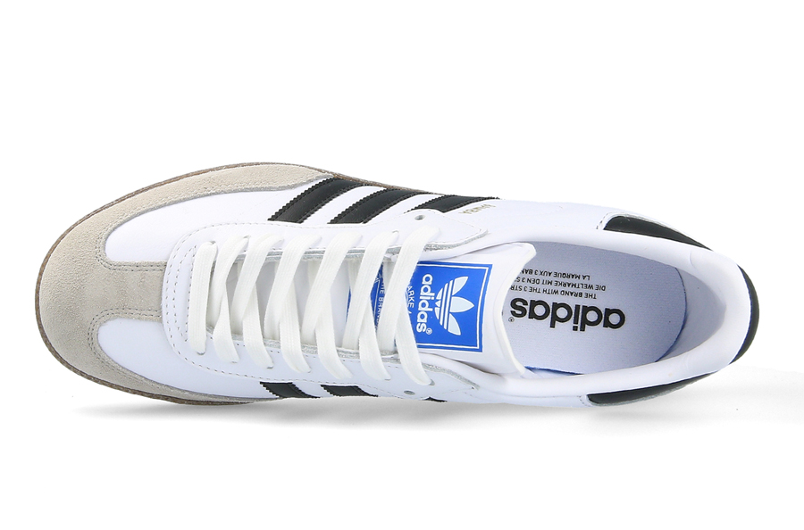 huge selection of 4623c 55640 BUTY ADIDAS ORIGINALS SAMBA OG BZ0057 r.46 (7060225416)