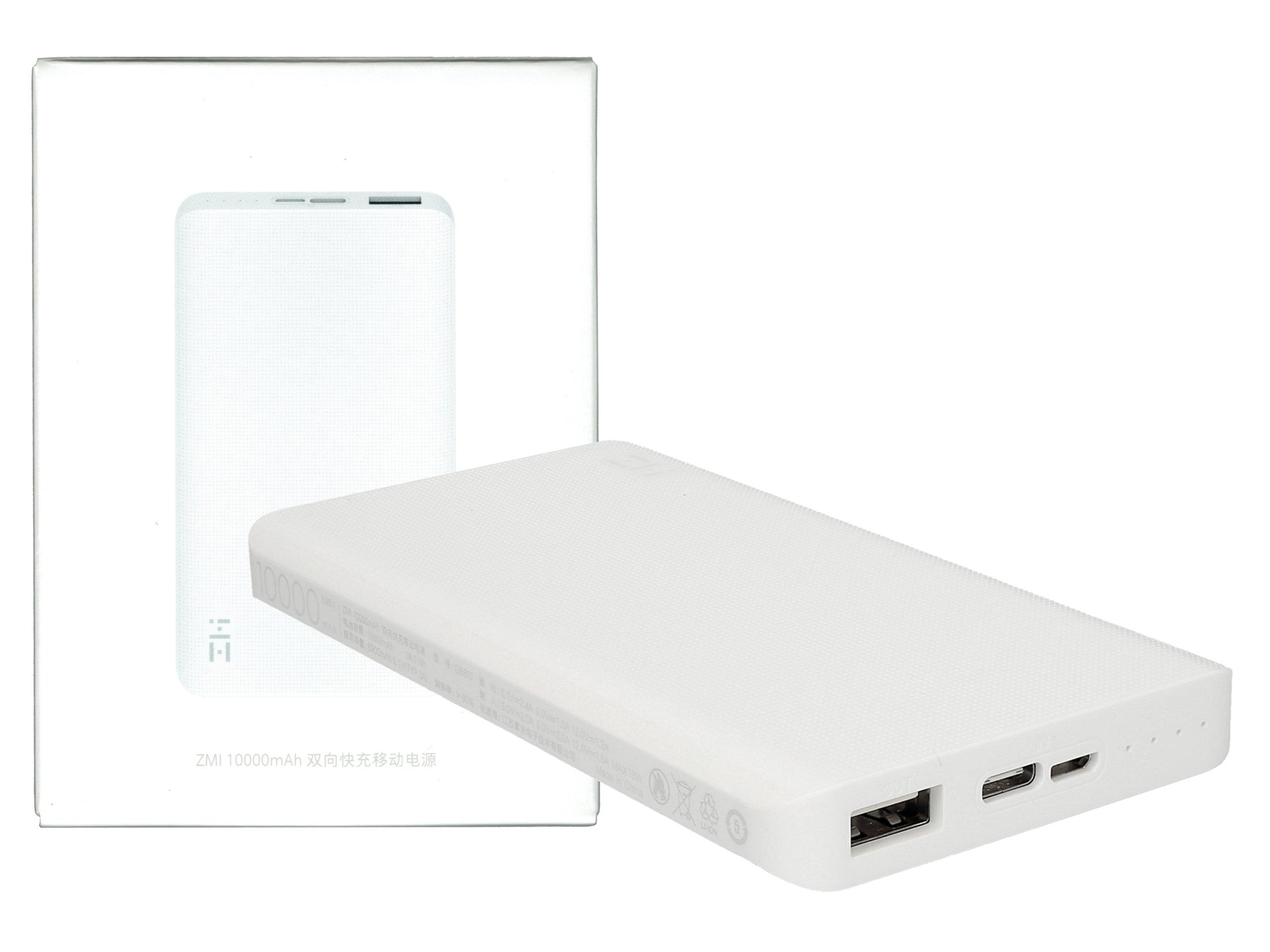 Oryginalny Power bank Xiaomi ZMI mAh