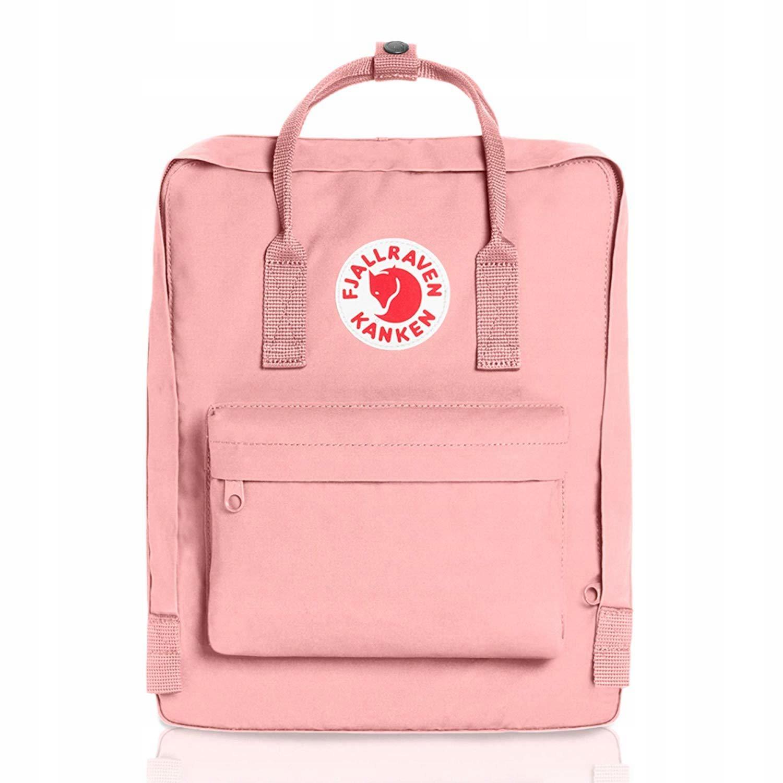 najlepiej tanio świetne oferty sprzedaż hurtowa Plecak Fjallraven Kanken Różowy 16L - 7493302020 - oficjalne ...