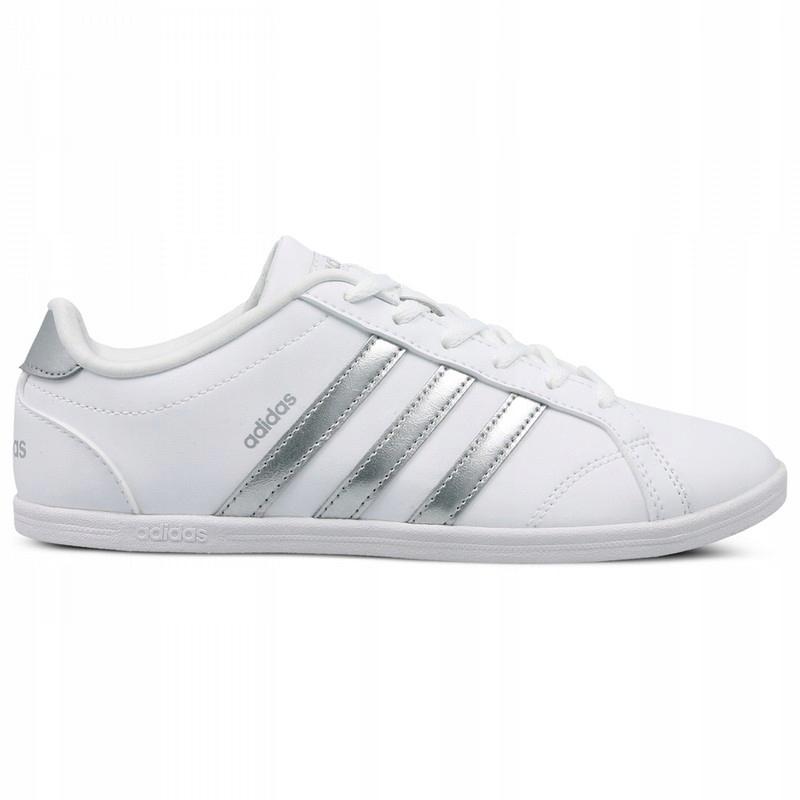 Adidas VS CONEO QT Białe Buty Sportowe Adidas Damskie Tanio